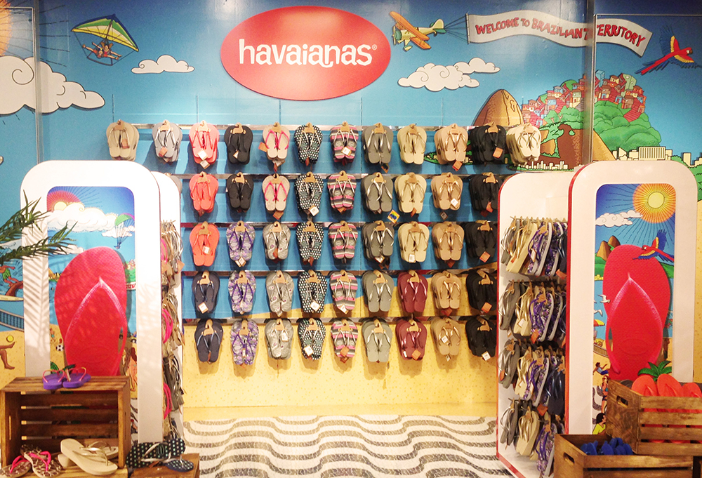 Havaianas in NYC
