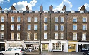 Buildings in Marylebone, London