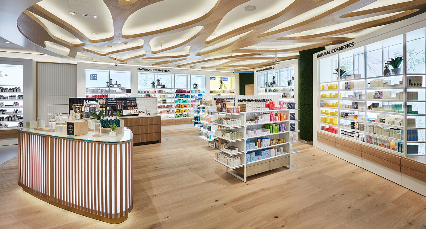 Frankfurt retail design