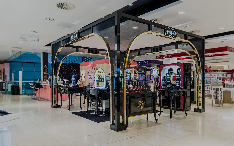 SHERIDAN&CO Retail Design Work