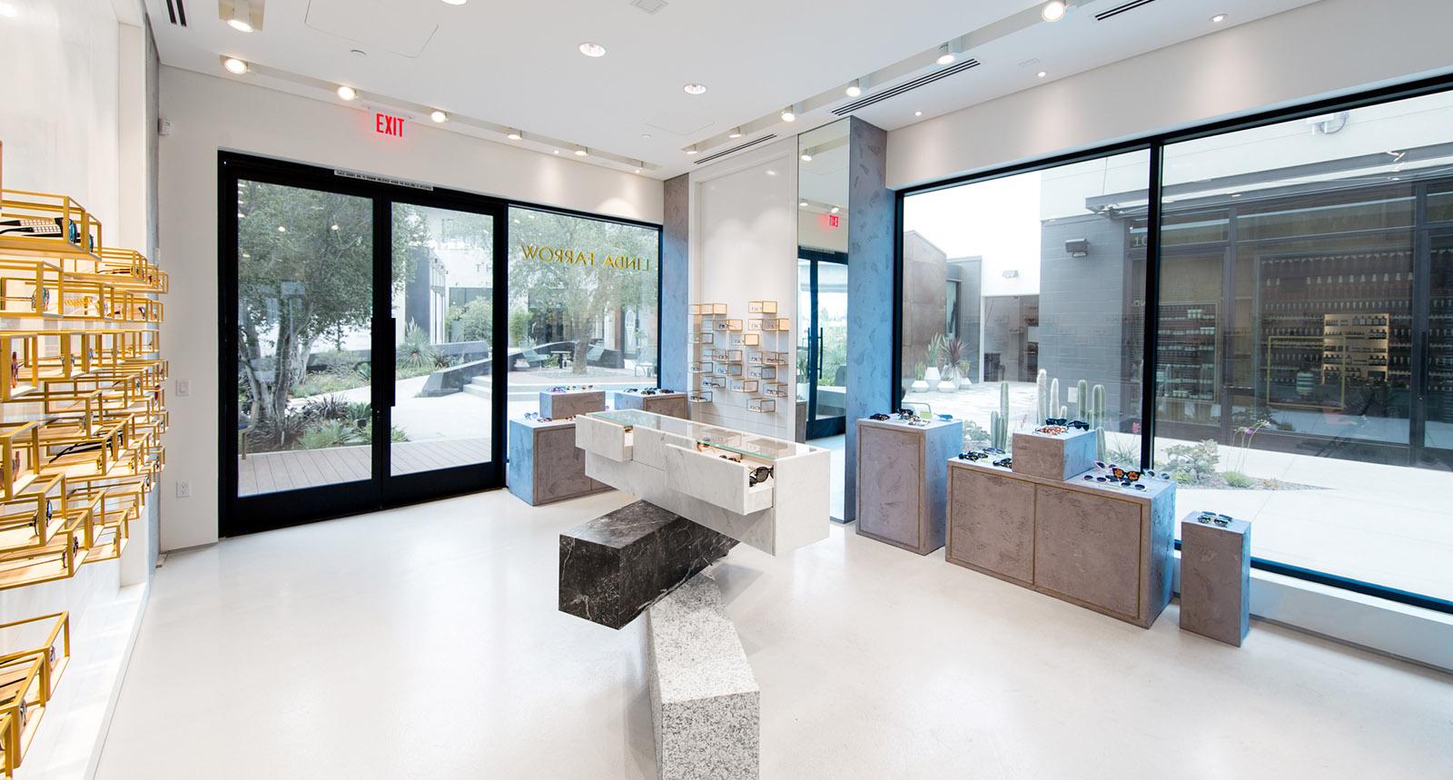 Store Interior View