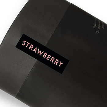 Kin Strawberry sticker