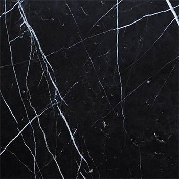 Tile detail - Nero Marquina