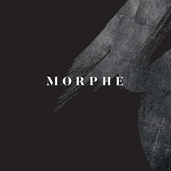Morphe Logo with Dark Background