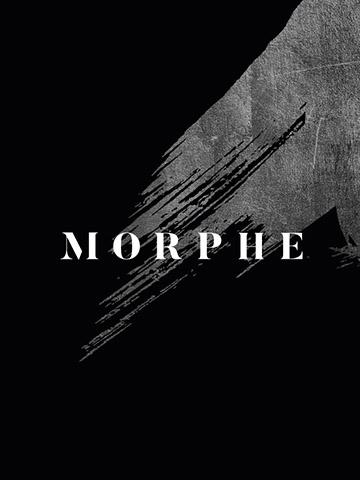 Morphe Logo with Background