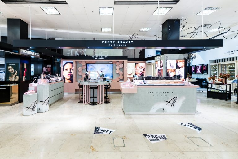 Our work with Fenty Beauty