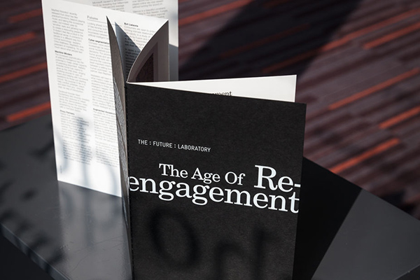 The Age of Re-engagement