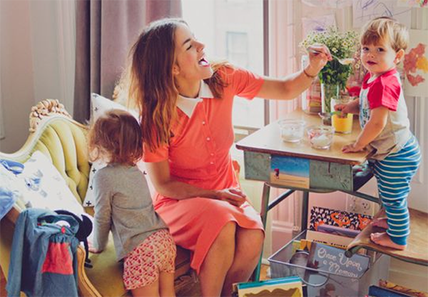 Meet Millennial Mums