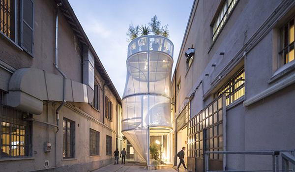 Breathe prototype prefab house