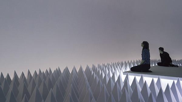 Doug Wheeler: PSAD Synthetic Desert III