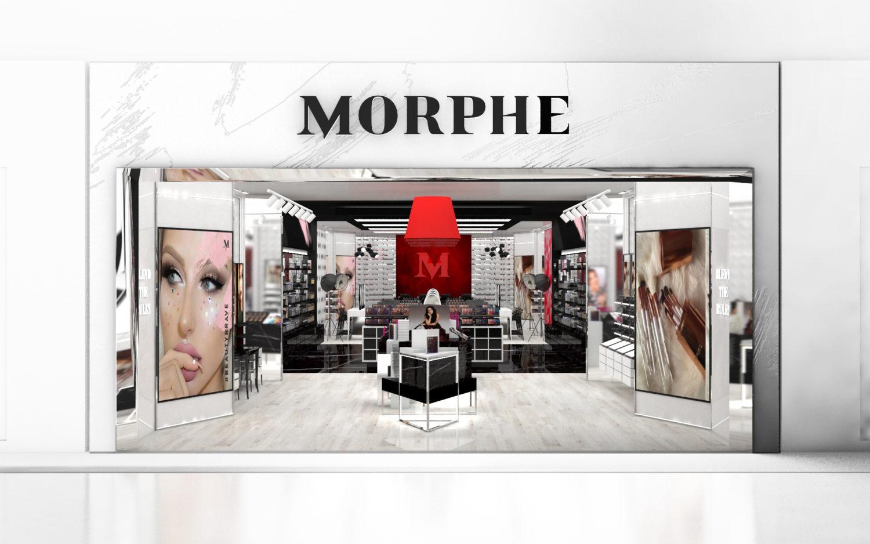 Morphe Shop Design Concept #1