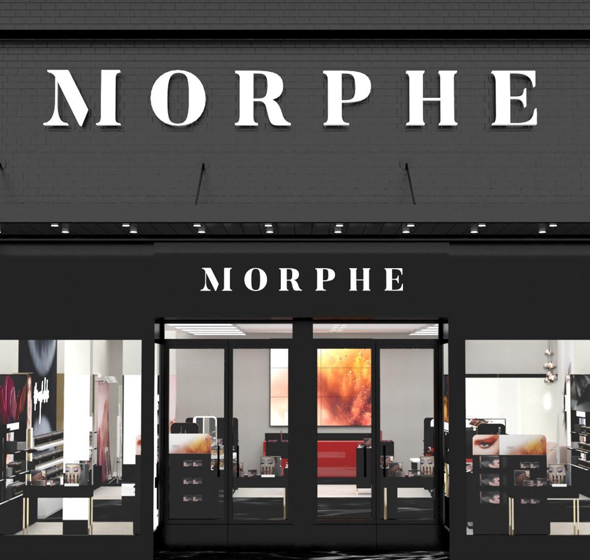 Morphe Interior Shop Design Concept Management 1