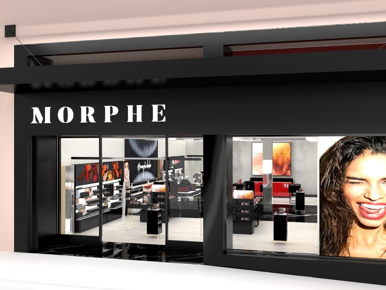 Morphe Interior Store Design Concept Management 1