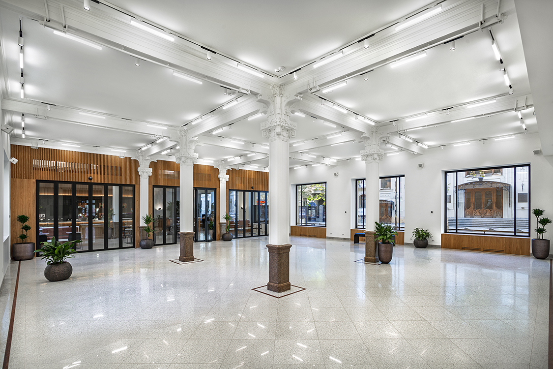 TBC Banking Design by Sheridan&Co Bank Georgia, Tbilisi